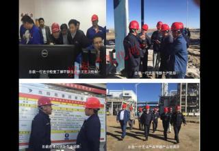 喜讯:甲醇厂全系统流程打通、投料试车一次成功(图文)